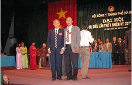 Nhà Thuốc Đông Y Lang Tòng Tham Dư Đại Hội Đông Y Thành Phố Hà Nội  – Đại Hội Đại Biểu Lần Thứ X ( 2010 – 2015)