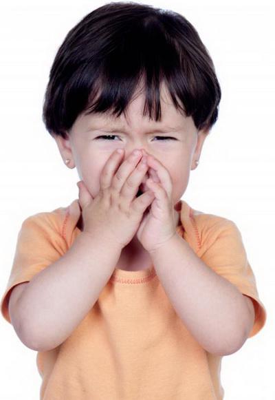 viêm họng ở trẻ nhỏ
