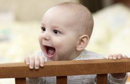 Trẻ 8 tháng tuổi – Sự Phát Triển và Chăm Sóc Trẻ